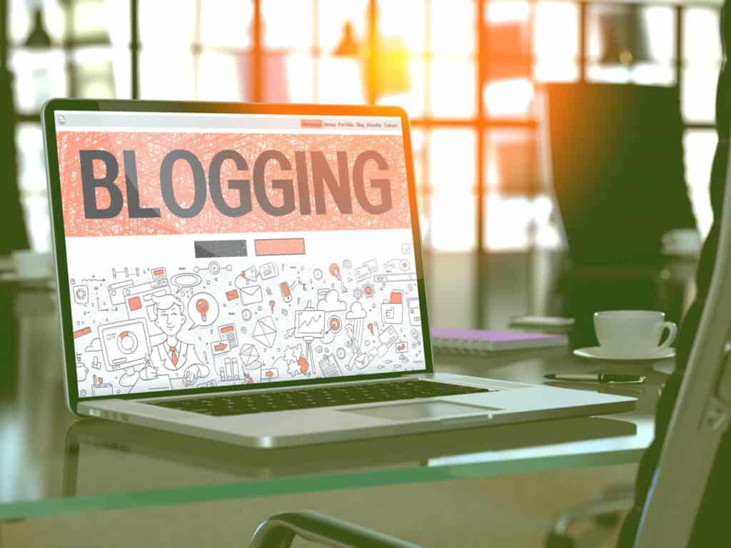6 Benefits Of Blogging And Blog Content